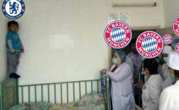 Cười vỡ bụng với loạt ảnh chế Champions League 09/08