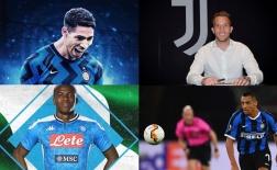 8 thương vụ chuyển nhượng đáng chú ý đã hoàn tất ở Serie A: 'Bom tấn' Melo, Sanchez góp mặt