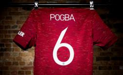 Những mẫu áo đấu của Man Utd từ 1994-nay thay đổi ra sao?