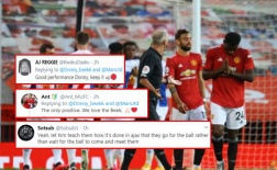 CĐV Man Utd: 'Hãy để cậu ấy dạy cho các cầu thủ United cách chơi bóng'