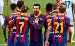 Griezmann nổ súng, Barca vững tin bước vào mùa giải mới