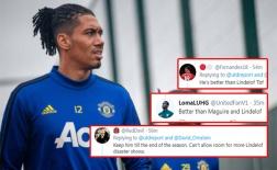 CĐV Man Utd: 'Đừng bán, cậu ấy đá tốt hơn cả Maguire và Lindelof'