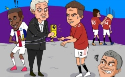 Cười té khói với loạt ảnh chế vòng 2 Premier League