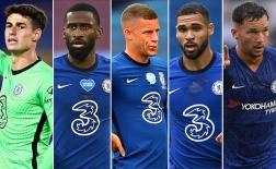 Kepa và 10 cầu thủ phải khăn gói rời Chelsea trong thời gian tới