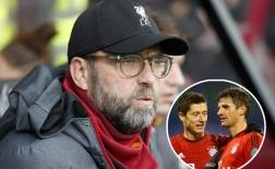Với Thiago và Diogo Jota, Jurgen Klopp có thể 'sao chép' công thức hủy diệt của Bayern Munich