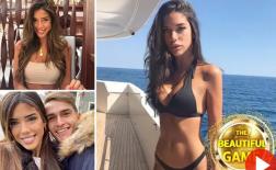 Nadia Aviles: Người mẫu 'ruồng bỏ' con trai Zidane, chạy theo tình mới