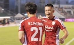 Công Phượng lập cú đúp, CLB TP.HCM thắng hủy diệt DNH Nam Định
