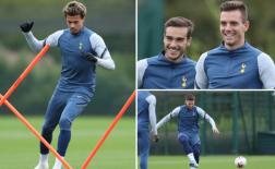 Mourinho cười sảng khoái, 'kẻ thừa' Tottenham sắp tái xuất