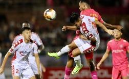 Derby Sài Gòn bất phân thắng bại; Viettel củng cố ngôi đầu