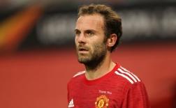 6 bàn, 2 kiến tạo/5 trận, sao trẻ M.U sẵn sàng kế thừa Juan Mata