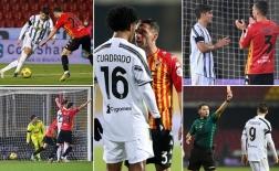 Hội chứng phụ thuộc Ronaldo tiếp diễn, Juve 'sa lầy' trước tân binh