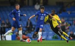 Hủy diệt Watford, Chelsea hiên ngang trở lại Top 4