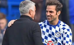 Bằng chứng cho thấy Fabregas không hề 'phản' Mourinho