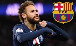 Neymar 'làm loạn', gây áp lực cho PSG để có thể trở về Camp Nou