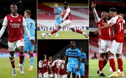 5 cái tên hay nhất của Arsenal trong chiến thắng West Ham