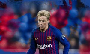 De Jong đã sẵn sàng nâng tầm ở Barcelona?