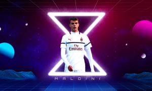 Daniel Maldini và 'số mệnh' từ người bố vĩ đại tại AC Milan