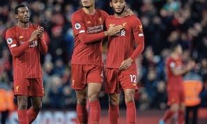 Liverpool liên tục sạch lưới, phải chăng vì Gomez?