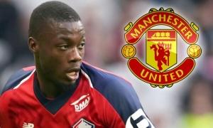 Liverpool và Arsenal chú ý! MU đã nhập cuộc giành 'ngọc quý' Ligue 1
