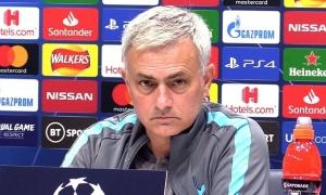 Quyết tâm 'đòi nợ', Mourinho cấm tiệt học trò làm một điều