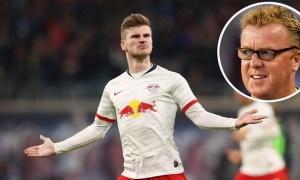 Giữa ma trận tin đồn, huyền thoại Liverpool quả quyết Werner sẽ không đến Anfield
