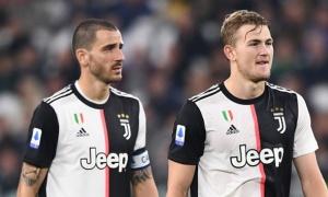 """""""Juventus bị thủng lưới quá nhiều, De Ligt phải tiến bộ hơn nữa"""""""