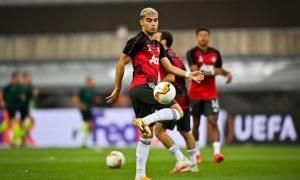 Thất sủng ở Man Utd, sao Brazil nhận được lời mời từ Serie A