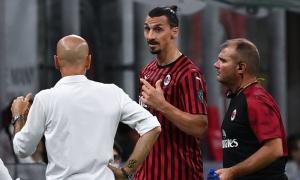 Ibrahimovic tính chuyện giải nghệ, HLV Milan đã thuyết phục ra sao?