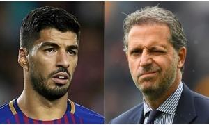 CHÍNH THỨC: Giúp Suarez gian lận, 'sếp lớn' Juve bị cảnh sát triệu tập