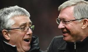 Chân dung Albert Morgan: Cánh tay mặt của Sir Alex Ferguson