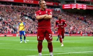 5 điểm nhấn Liverpool 3-0 Southampton: Phát kiến mới của Klopp; Salah đã bị bắt bài?
