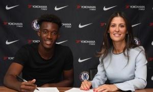 CHÍNH THỨC: 'Thần đồng nước Anh' gia hạn, hưởng mức lương điên rồ tại Chelsea