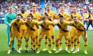 Bộ ba nguyên tử mới hình thành, mùa giải bây giờ mới bắt đầu với Barca