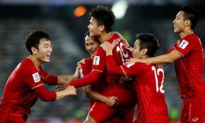Xác định 4 cặp đấu tứ kết Asian Cup: Ngựa ô Việt Nam!