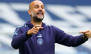 Pep Guardiola cảnh báo học trò sau chiến thắng trước Real Madrid