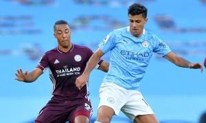 Bom tấn Man City cay cú: 'Leicester City không làm gì cả, chỉ ăn may'