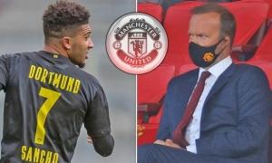 Man Utd gửi đề nghị kỷ lục ký Sancho, đối tác liền định đoạt dứt khoát