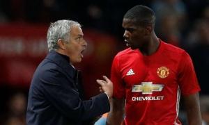 NÓNG: Hết kiên nhẫn với Pogba, Mourinho ra phán quyết bất ngờ