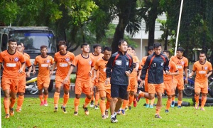 Chờ V-League trở lại, HLV Minh Phương trở lại 'mái nhà xưa'