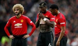 Đây, lý do Man Utd không thể kết thúc mùa giải ở Top 4