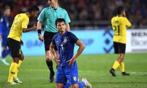 ĐT Thái Lan và cơn đau đầu về hàng công trước thềm King's Cup 2019