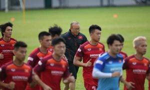 HLV Park Hang-seo và ĐT Việt Nam nhận tin cực vui từ V-League trước đại chiến Malaysia