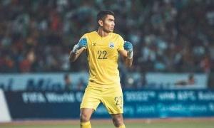 Thủ môn Campuchia chỉ ra nguyên nhân thua đậm U22 Việt Nam