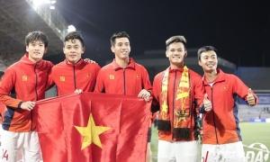 Hé lộ khoản thưởng tiền tỷ của U22 Việt Nam sau khi đoạt HCV SEA Games 30