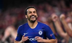 Những ngôi sao của Chelsea tại Europa League (phần 3): Pedro