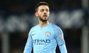 Silva 'nhỏ' nhận án phạt kép sau vụ đùa giỡn với đồng đội ở Man City