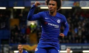 'Về phía mình, tôi muốn tiếp tục ở lại và cống hiến cho Chelsea'