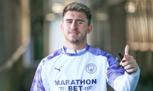 Laporte nghỉ 3 tuần, vắng mặt ở derby Manchester