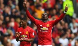 Ghi bàn đầu tiên cho M.U, Paul Pogba nói gì?