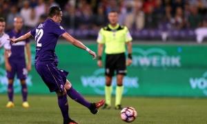 AC Milan và Fiorentina cầm chân nhau trong trận cầu tẻ nhạt